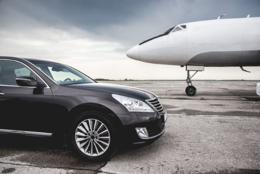 Brisbane Limousine Hire airport transfer